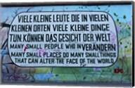Berlin Wall 12 Fine-Art Print
