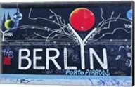 Berlin Wall 16 Fine-Art Print