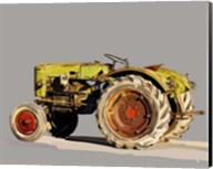 Vintage Tractor VI Fine-Art Print