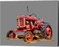 Vintage Tractor XIII Fine-Art Print