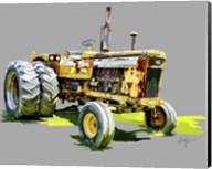 Vintage Tractor XV Fine-Art Print