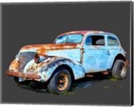 Rusty Car I Fine-Art Print