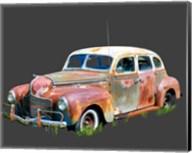 Rusty Car II Fine-Art Print