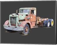 Vintage Truck III Fine-Art Print