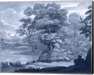 Pastoral Toile II Fine-Art Print