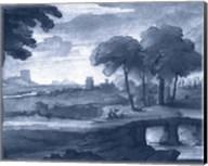 Pastoral Toile IV Fine-Art Print