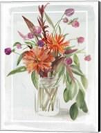 Summer Wildflowers I Fine-Art Print