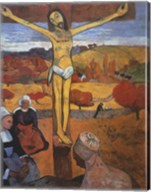 Yellow Christ Fine-Art Print