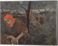 Agony in the Garden, 1889 Fine-Art Print