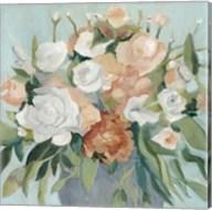 Soft Pastel Bouquet I Fine-Art Print