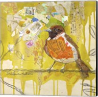Signs of Spring III Fine-Art Print