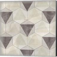 Hexagon Tile II Fine-Art Print