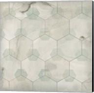 Hexagon Tile III Fine-Art Print