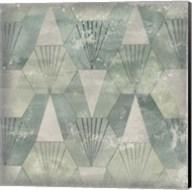 Hexagon Tile V Fine-Art Print