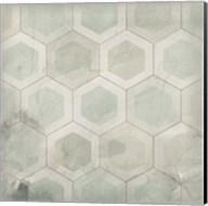 Hexagon Tile VII Fine-Art Print