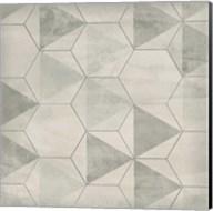 Hexagon Tile IX Fine-Art Print