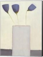 Blue Blumen Fine-Art Print