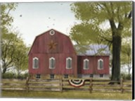 Sweet Summertime Barn Fine-Art Print