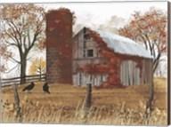 The Old Barn Fine-Art Print