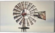Windmill Close-Up Fine-Art Print