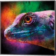 Party Lizard Fine-Art Print