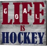Hockey Life 2 Fine-Art Print