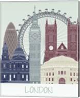 London Skyline Fine-Art Print