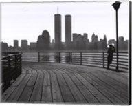 Jersey City Boardwalk Fine-Art Print