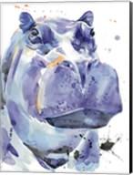 Ultra Violet Safari I Fine-Art Print