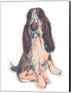 Dog Portrait--Ajax Fine-Art Print