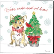 Holiday Paws V Fine-Art Print