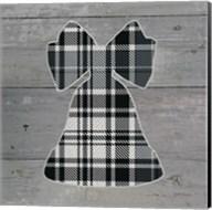 Nordic Holiday XV Plaid Fine-Art Print