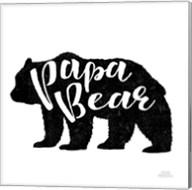 Papa Bear Fine-Art Print