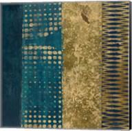 Juxtapose III Metallic Fine-Art Print