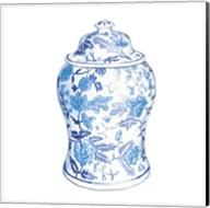 Ginger Jar VI on White Fine-Art Print