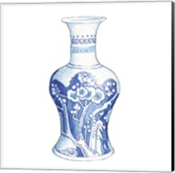 Ginger Jar III on White Fine-Art Print