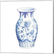 Ginger Jar II on White Fine-Art Print