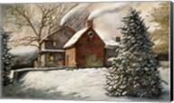 Brandywine Christmas Fine-Art Print