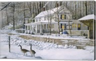Valley Green Inn III Fine-Art Print