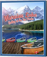Moraine Lake Fine-Art Print