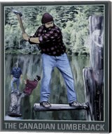 The Canadian Lumber Jack Fine-Art Print
