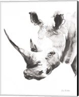 Rhino Gray Crop Fine-Art Print