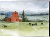 Valley Herd II Fine-Art Print