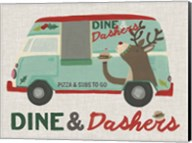 Food Truck Holidays I Fine-Art Print