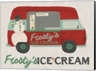 Food Truck Holidays IV Fine-Art Print