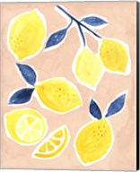 Lemon Love I Fine-Art Print
