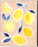 Lemon Love II Fine-Art Print