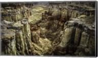 Red Canyon Lands 3 Fine-Art Print