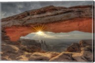 Mesa Arch Sunburst Fine-Art Print