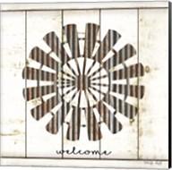 Windmill Welcome Fine-Art Print
